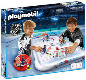 All Playmobil NHL Arenas & Figures