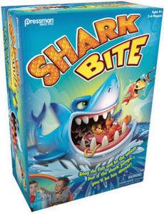 Pressman Toy Shark Bite Game