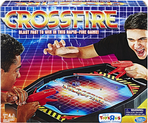 Crossfire Rapid Fire Game