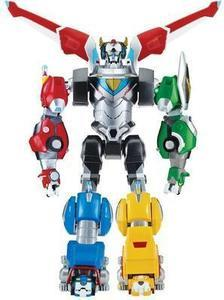 DreamWorks Voltron Legendary Defender Combinable Lions Bundle Pack