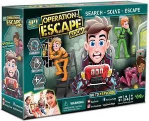Operation Escape Board Game Operation: Escape Room