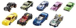 Hot Wheels 9-Car Pack with $50 Hot Wheels Purchase