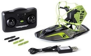 Air Hogs 2-in-1 Hyper Drift Drone for High Speed Racing and Flying