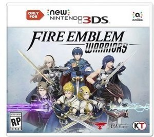 Fire Emblem Warriors Nintendo 3DS