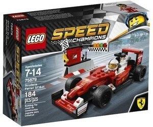 LEGO Speed Champions Scuderia Ferrari SF16-H