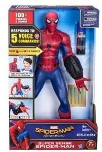 Marvel Spider-Man Super Sense Spider-Man Action Figure