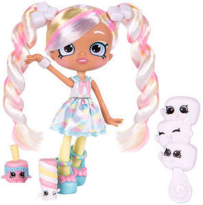 Shopkins Shoppies Doll Set