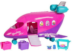 Shopkins Plane Play Set