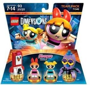 LEGO Dimensions Powerpuff Girls Team Pack