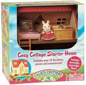 Calico Critters Cozy Cottage