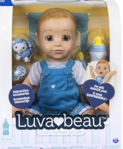 Luvabeau Responsive Baby Doll
