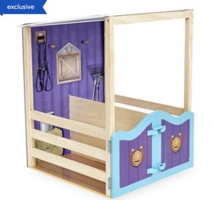 Journey Girls Wooden Stable