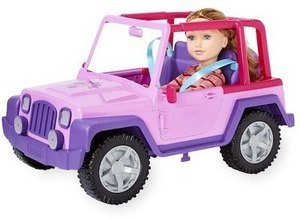 Journey Girls Outback 4-Wheel Vehicle