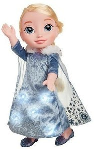 Disney Frozen Olaf' s Adventure Singing Traditions Elsa Doll