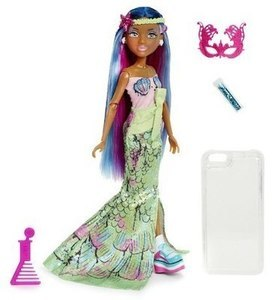 Project Mc2 Experiments Bryden Bandwet Doll w/Phone Case