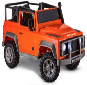 Avigo Land Rover Defender 12 Volt Ride On