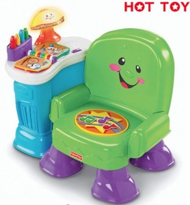 Fisher-Price Laugh Learn Song Story Learning Chair