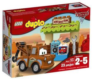 LEGO Duplo Disney Pixar Cars 3 Mater' s Shed