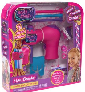 Easy Braids Hair Braider Set