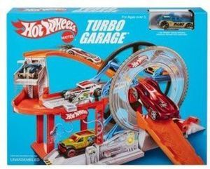 Hot Wheels Turbo Garage