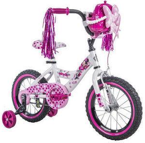 "Huffy Disney Minnie Mouse Happy Helpers 14"" Bike"