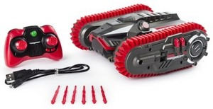 Air Hogs Robo Trax All-Terrain Tank with Robot Transformation