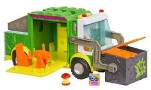 Grossery Gang Season 3 HP Playset