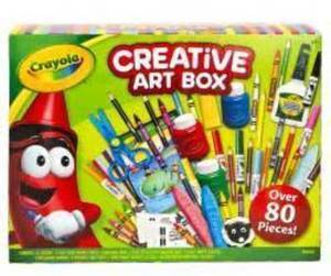 Crayola Creative Art Box
