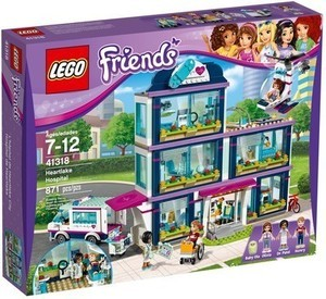 LEGO Friends Heartlake Hospital