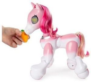 Zoomer show pony with sounds and movement