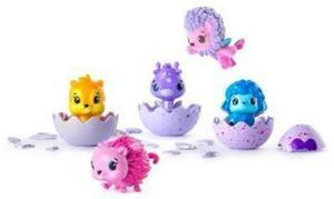 Hatchimals CollEGGtibles 4pk + Bonus by Spin Master