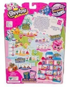 Shopkins Season 8 World Vacation (Americas) 12pk