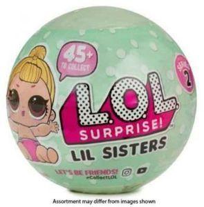 LOL Surprise Lil Sisters Dolls