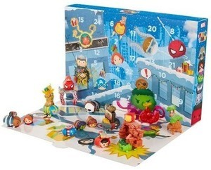 Disney Tsum Tsum Marvel Advent Calendar