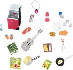 Lori Accessory Set - Camping & Carefree