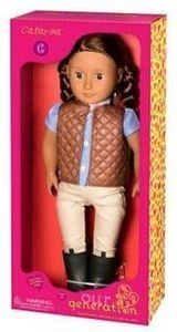 Our Generation Regular Doll - Catarina