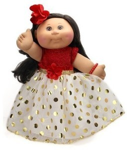 Cabbage Patch Kids 2017 Holiday Doll