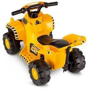 Kid Trax CAT 6V Quad Ride On