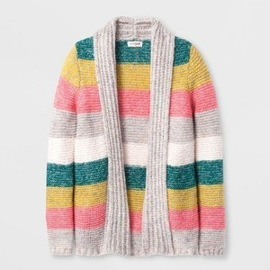 Cat & Jack Girls Cardigan Sweater