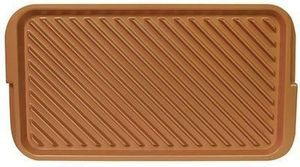 Red Copper Ceramic Reversible Grill and Griddle Pan After Rebate