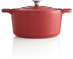 Food Network 3.5 qt. Enamel Cast Iron Dutch Oven After Rebate