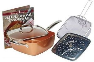 Copper Chef 5-pc Cookware Set After Rebate