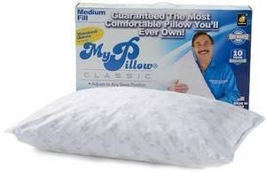 My Pillow Medium or Firm-Full Bed Pillow + $15 Kohl's Cash
