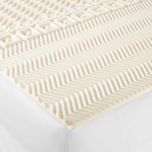 JCPenney Home 7-Zone Memory Foam Topper