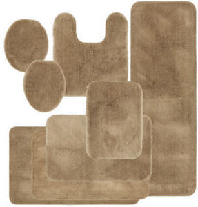 "Royal Velvet Luxury 17x24"" Bath Rug"