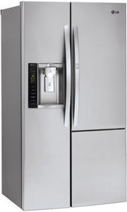 LG 26 Cu. Ft. Side-By-Side Refrigerator w/ Door In Door