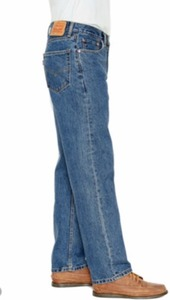 Men's Levi Big and Tall 550 Relaxed Fit Jeans