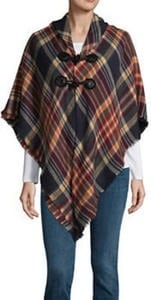 Women's Mixit Toggle Wrap