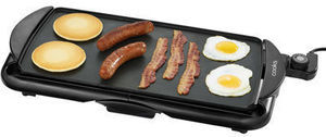 "Cooks 10x19"" Griddle After Rebate"