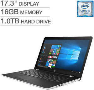 "HP 17.3"" 1080p Laptop"